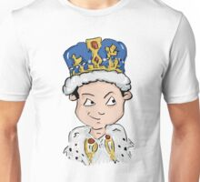 Sherlock Moriarty Andrew Scott Cartoon Unisex T-Shirt