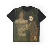 The Forgotten Man Graphic T-Shirt