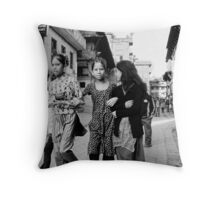 Kathmandu Teen Fashion Throw Pillow