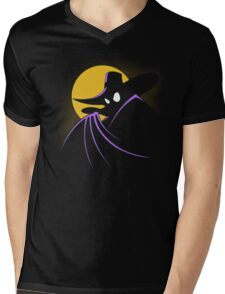 The Terror that Flaps in the Night Mens V-Neck T-Shirt