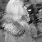 Smoking in London by Pawel J