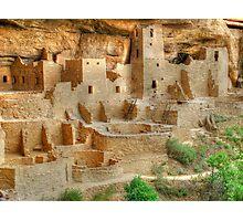 Mesa Verde National Park Photographic Print