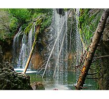 Hanging Lake View 2 Photographic Print