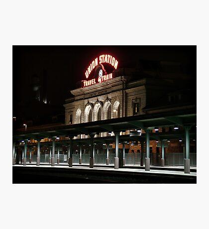 Union Station View 1 Photographic Print