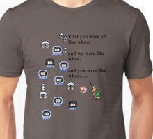 Whoa! Unisex T-Shirt