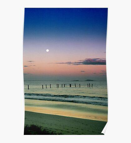 Esperance sunset 3 Poster