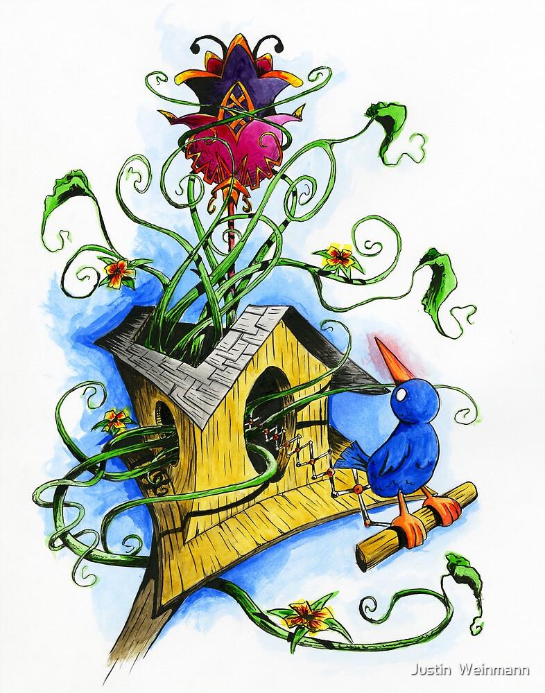 Faberge Flower by Justin  Weinmann