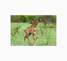 WAIT FOR ME - THE BABY GIRAFFE – Giraffa Camelopardalis (KAMEELPERD) Unisex T-Shirt