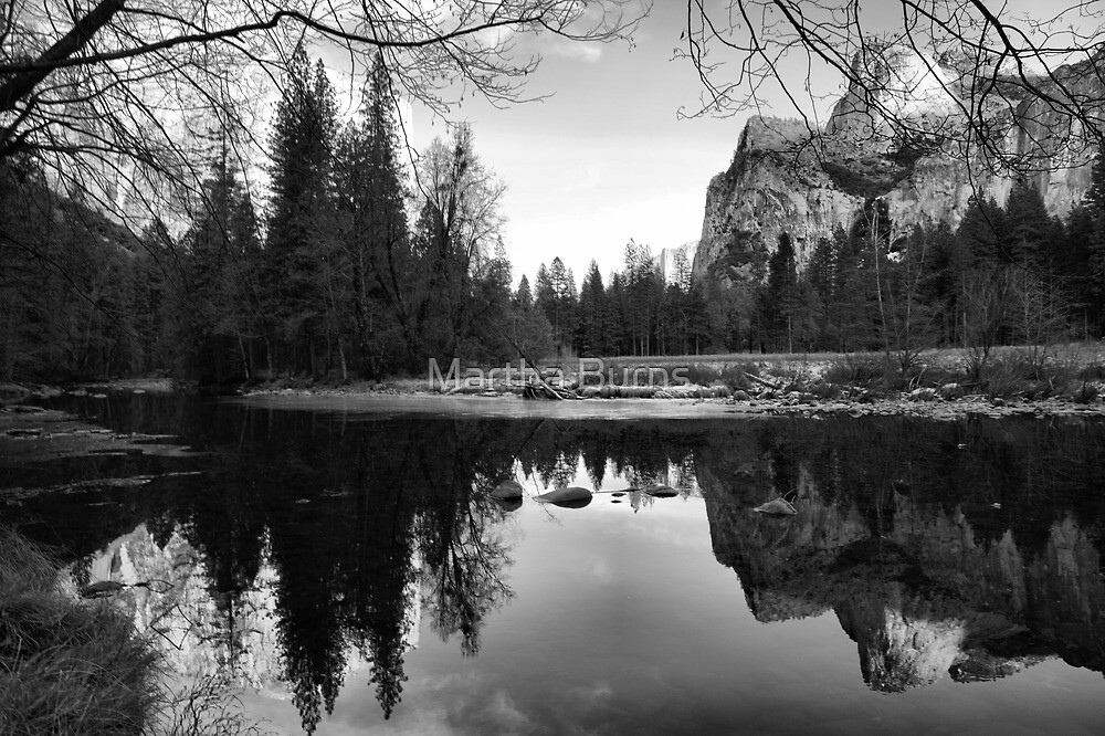 Colorless reflection by MarthaBurns