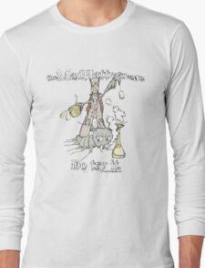 Mad Hatter Tea Co. Long Sleeve T-Shirt