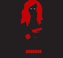 The Avengers - Black Widow by caseyjennings