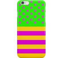 American Flag Alternate Colors #2 iPhone Case/Skin