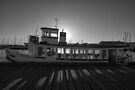 Early Morning Light, Gem Pier, Williamstown by Vince Russell