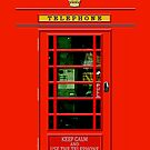 Keep Calm Phone Booth - iphone 5, iphone 4 4s, iPhone 3Gs, iPod Touch 4g case, Available for T-Shirt man, woman and kids by www. pointsalestore.com