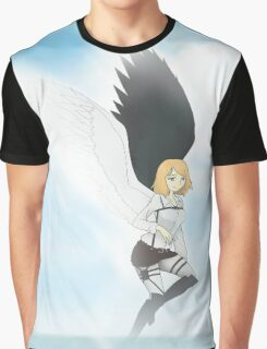 Attack on Titan - Petra's Goodbye Graphic T-Shirt