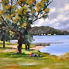 Original Australian Oil Paintings by David McDougall by David McDougall