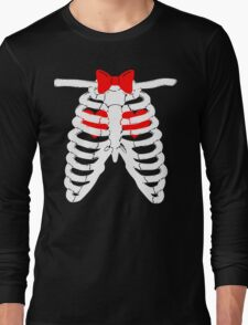 Doctor Who Hearts Long Sleeve T-Shirt