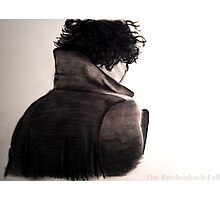 Sherlock Before the Fall Photographic Print