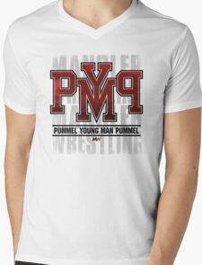 PYMP Mens V-Neck T-Shirt
