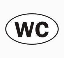 WC - Oval Identity Sign		 by Ovals