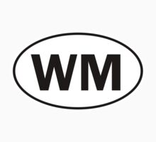 WM - Oval Identity Sign		 by Ovals