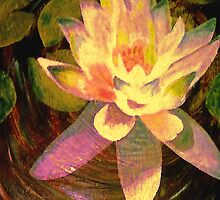 """Open Lotus"" by Kevin J Cooper"