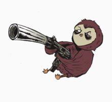 Gun Owl by pyeah