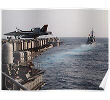 Japanese Battleship 2 Poster