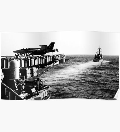 Japanese Battleship 3 Poster