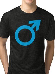 MALE Tri-blend T-Shirt