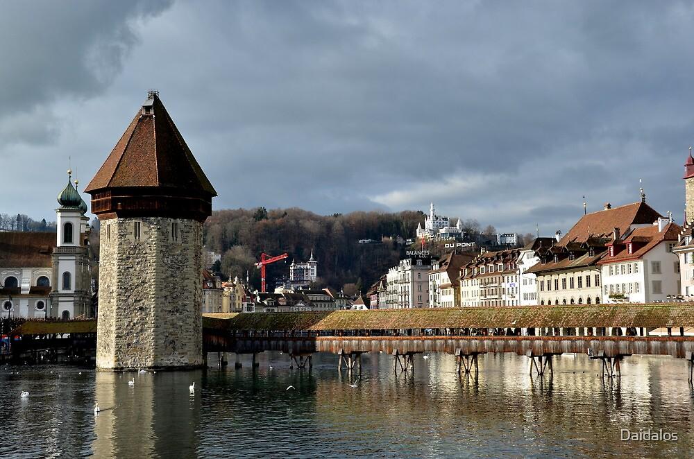 Luzern - Lucerne by Daidalos