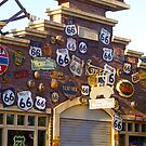 Route 66 signs by the57man