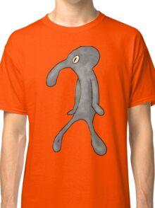 Squidward Shirt Classic T-Shirt