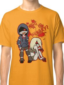 Left 4 Dead - Who is Hungry? Classic T-Shirt
