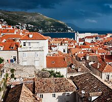 Old City of Dubrovnik by Artur Bogacki