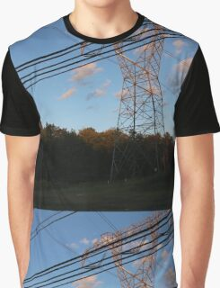 Sky on the Highway Graphic T-Shirt