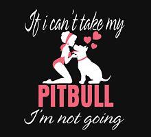 My Pitbull Womens Fitted T-Shirt