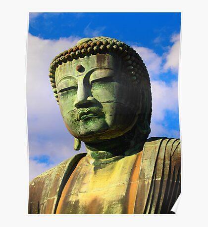 The Great Buddha of Kamakura  Poster