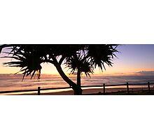 Sunrise - Lennox Head NSW Photographic Print