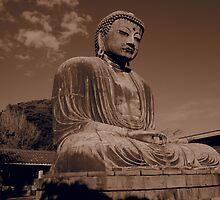 The Great Buddha of Kamakura 18 by Fike2308