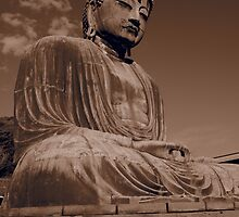 The Great Buddha of Kamakura 19 by Fike2308