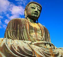 The Great Buddha of Kamakura 21 by Fike2308