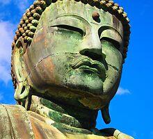 The Great Buddha of Kamakura 22 by Fike2308
