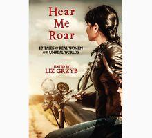 Hear Me Roar Book Cover Unisex T-Shirt