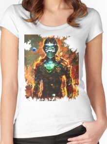 dead space Women's Fitted Scoop T-Shirt
