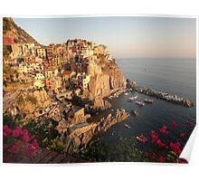 Manarola, Italy Poster