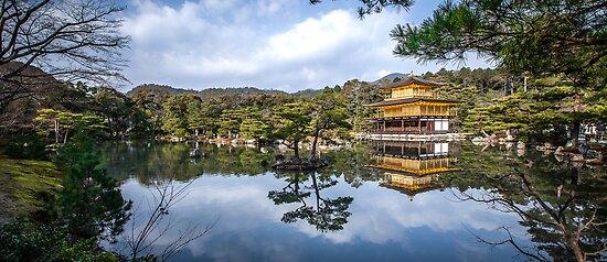 Kinkaku-Ji, Kyoto by Gavin Poh