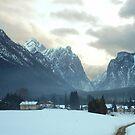 Pustertal ( Val Pusteria ) by Arie Koene