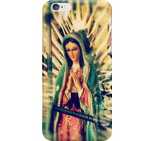Mother of god iPhone Case/Skin