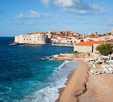 Holiday in Dubrovnik by Artur Bogacki